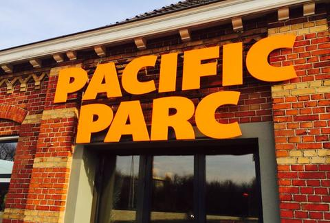 Pacific Parc Amsterdam