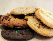 Cookies at Insomnia Cookies Miami