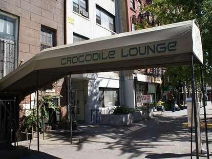 Crocodile Lounge NYC