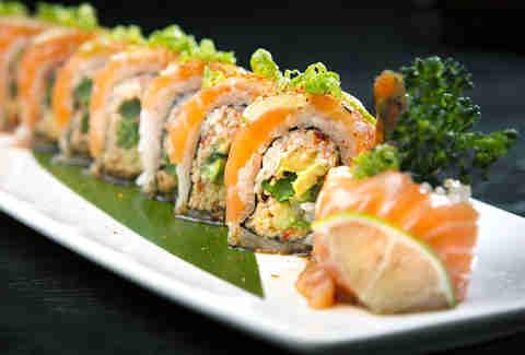 Café Engo Best Sushi Sd