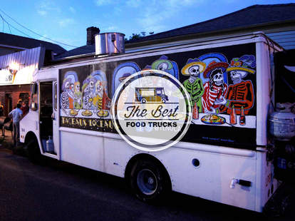 Thrillist's best food trucks