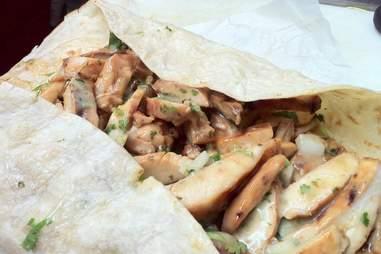 carbon burrito