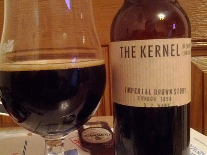 The Kernel Brewery London