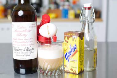 Yoo-hoo cocktail