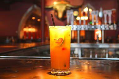 cocktail at Barrio thrillist