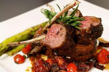 Tangierino Restaurant & Koullshi Lounge Around the world in 8 dishes Boston