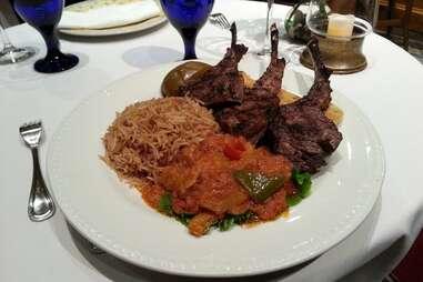 Helmand Restaurant Around the world in 8 dishes Boston