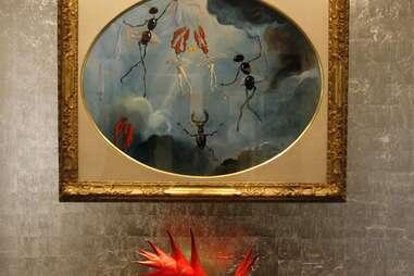 "Salvador Dali's ""Femme Metamorphosees"""