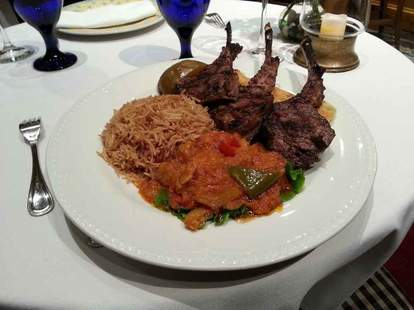 Helmand Restaurant