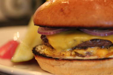 Rickybobby burger