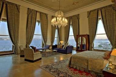 Sultan Suite at Ciragan Palace