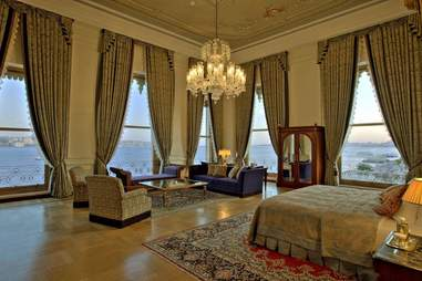 Sultan Suite at Ciragan Palace