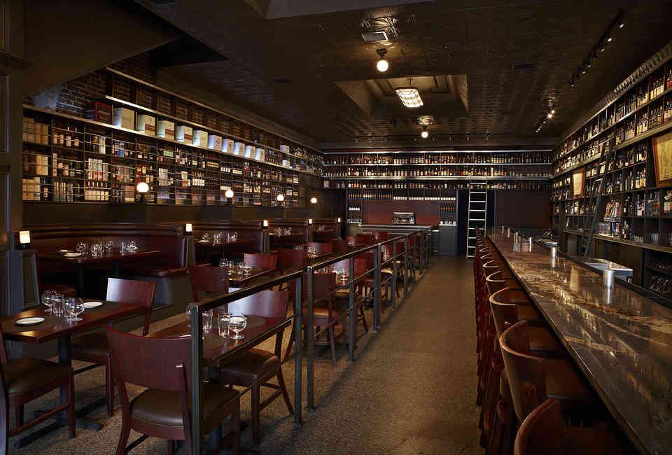 21 Best Whiskey Bars In America - Thrillist