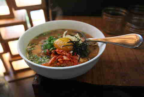 Revel and quin ramen