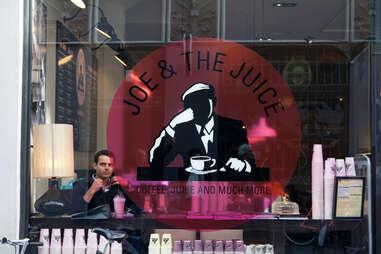 Joe and the Juice shop frontier