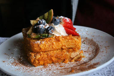 Cap'n Crunch French toast
