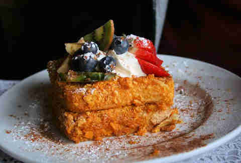 Cap'n Crunch French toast