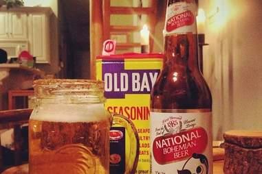Old Bay Natty Boh DC