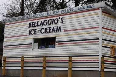 Bellaggio's exterior