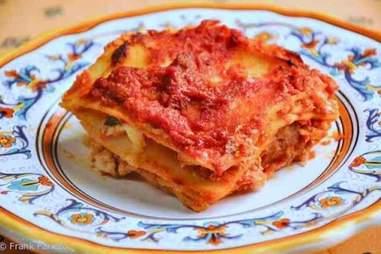 lasagna di carnevale naples