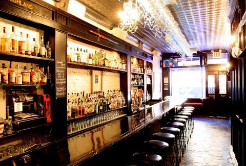 Best Whiskey Bars NYC