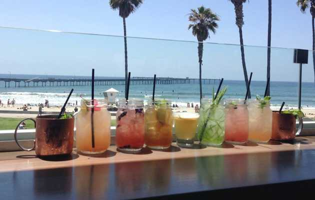 San Diego's best beachfront bars