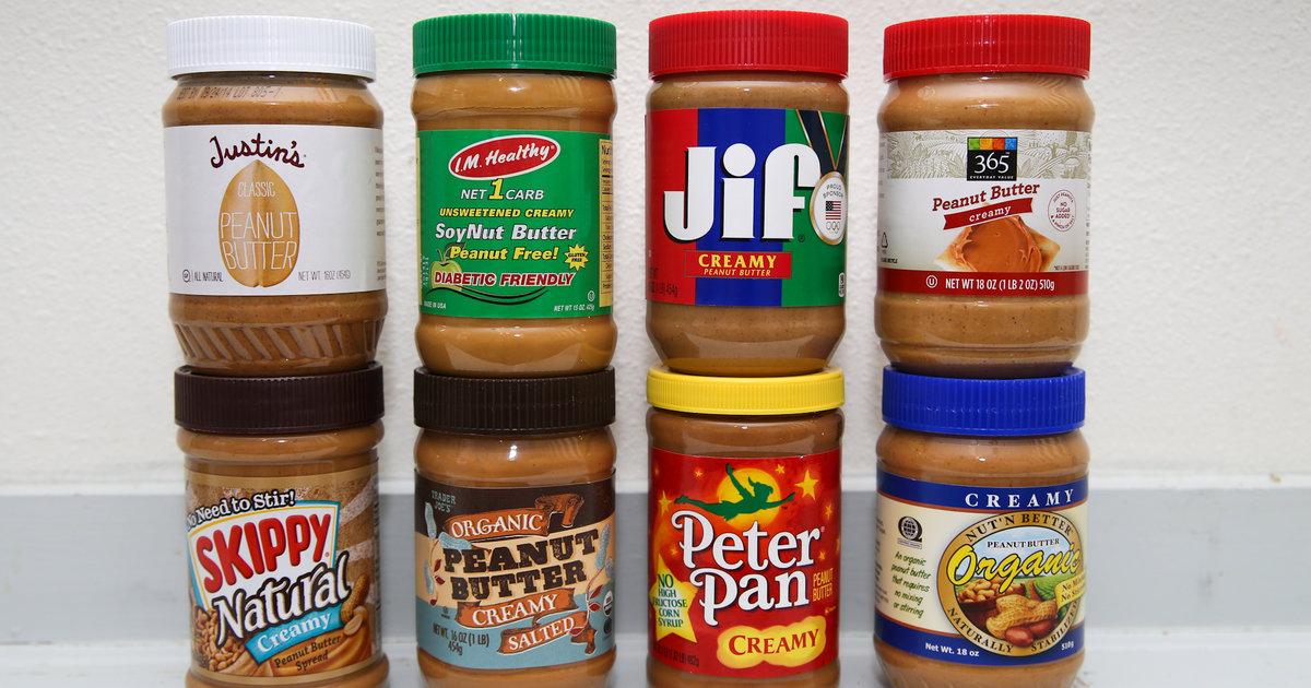 Best Peanut Butter Peanut Butter Taste Test Thrillist