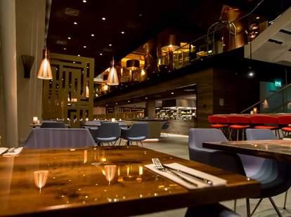 Restaurant I-Dock Amsterdam