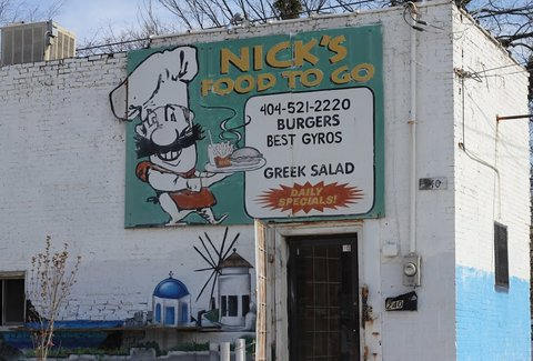 Nick S Food To Go A Atlanta Ga Restaurant