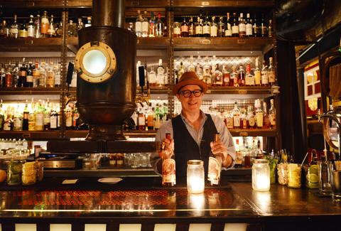 Best Whiskey Bars ATX