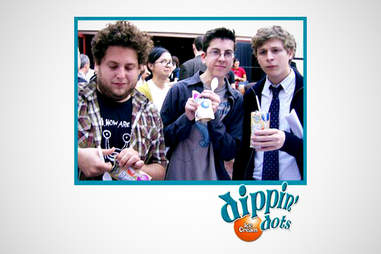 Superbad dippin dots