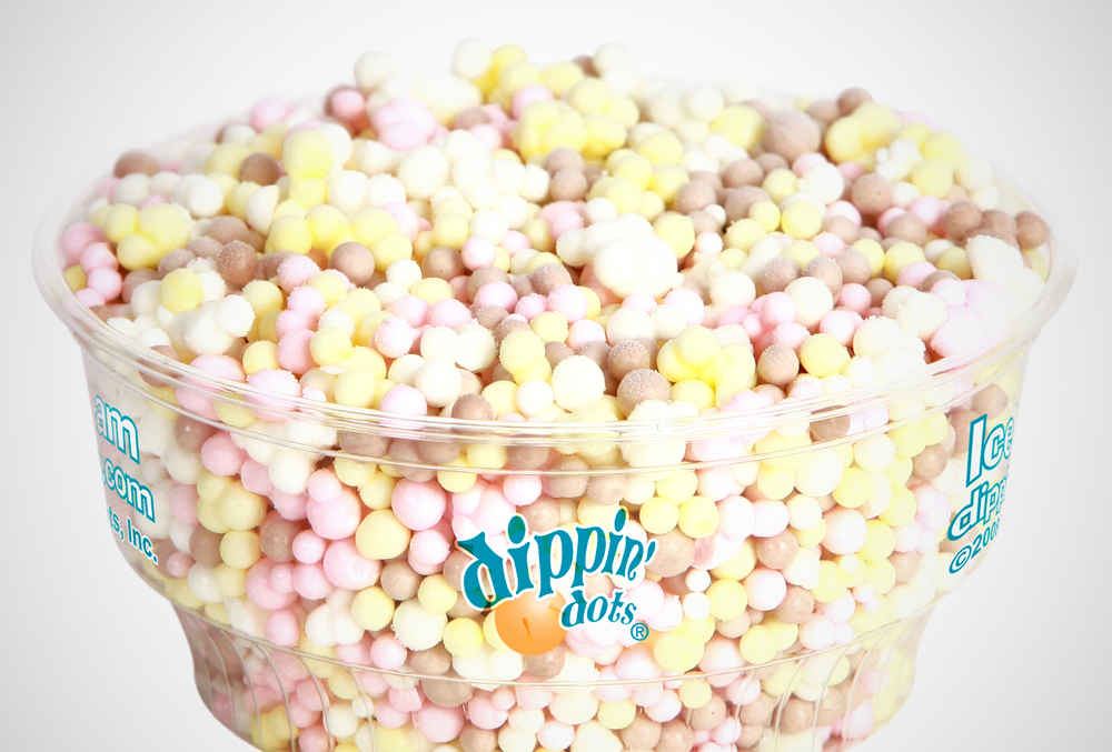 Dippin Dots Ice Cream How They Are Made Things You Didnt Know