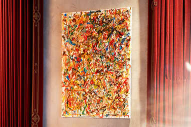 Gramercy Park Hotel artwork