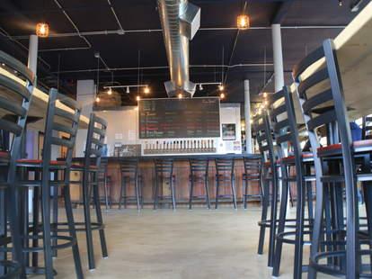 Jagged Mountain Brewery Denver