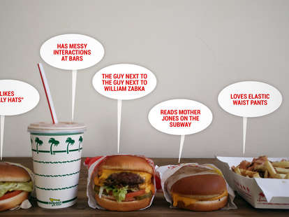 what your in-n-out says about you