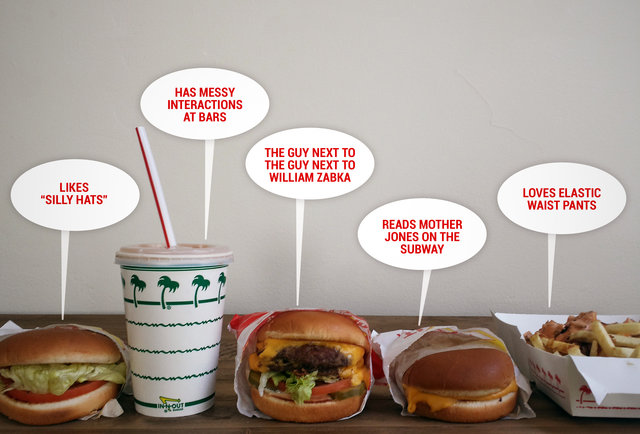 What your In-N-Out order says about you