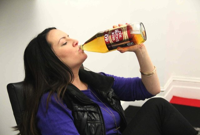 We made a beer sommelier taste and rank a bunch of 40s