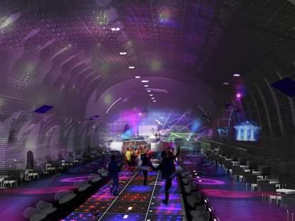 Paris abandoned metro plans