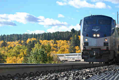 Amtrak Cheapest Time To Travel