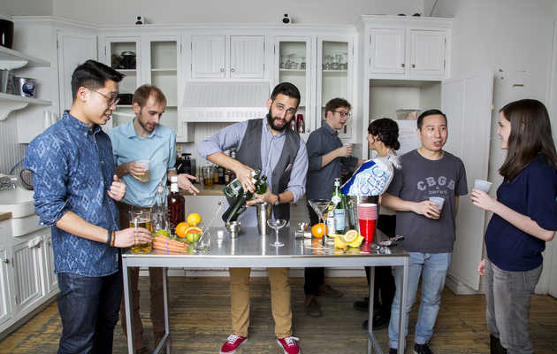 Seven things you're doing wrong in your home bar