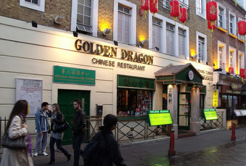 Golden Dragon London