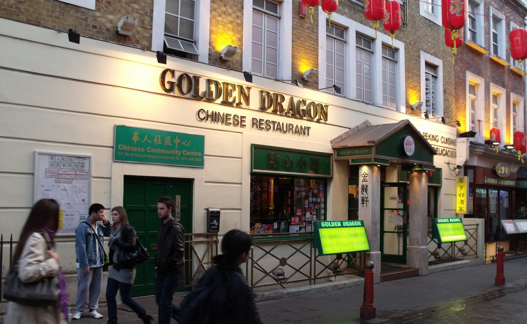 Golden Dragon Chinese Restaurant London