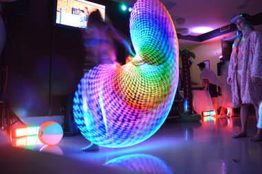 When in Robe - Underground Spa Party