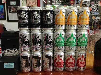 DC Brau beer cans craft beer brewery Washington D.C.