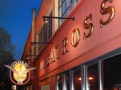 Albatross Pub SF