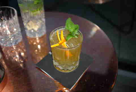 Monkey Bar cocktail
