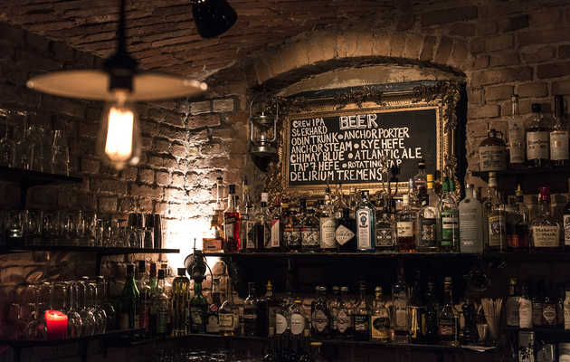 These are the 7 best cocktail bars in Berlin