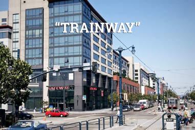 Trainway