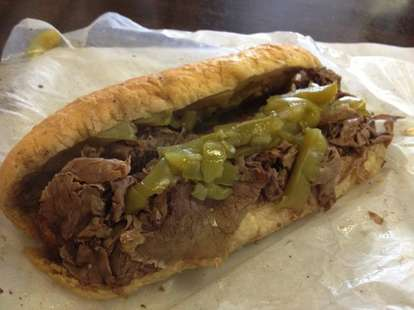 Joe Boston's Italian Beef