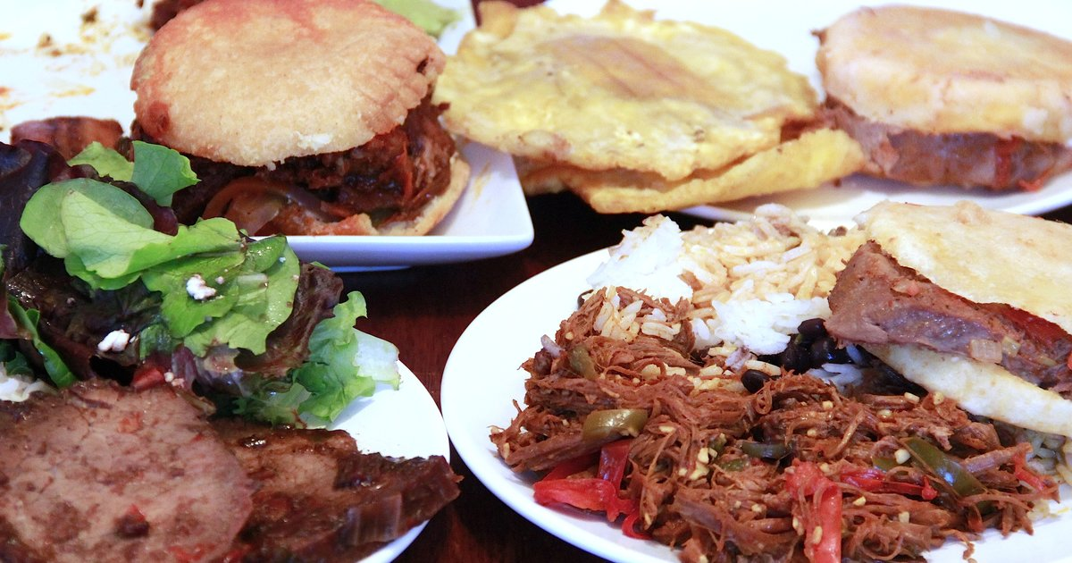 Venezuelan Food: From Arepas to Plantains, Venezuela Food to Know ...